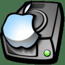 Harddrive apple icon