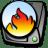 Harddrive cdrom burner icon