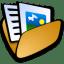 Folder-documents icon