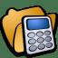 Folder-math icon