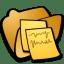 Folder stickies icon