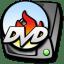 Harddrive-dvd-burner icon