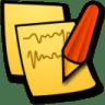 Stickies-write icon