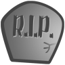 Rest-in-peace icon