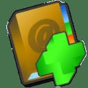 Adressbook add icon