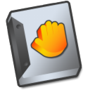 Document shared icon