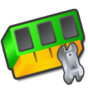 Hardware settings icon