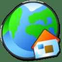 Internet homesite icon