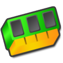 Ram or hardware icon