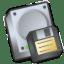 Harddrive-floppy icon