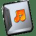 Document-sound icon