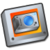 Folder-camera icon
