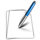 Document write icon