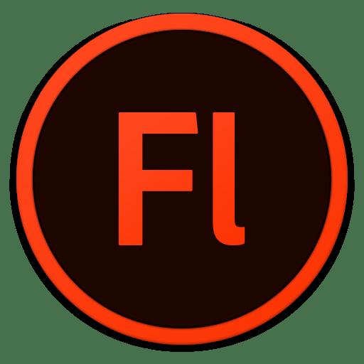 Adobe Fl icon