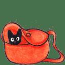 Kiki bag jiji icon