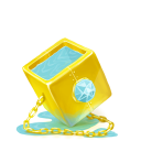 Box 21 Water Diamond icon
