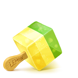Box 18 Ice Cream Fruid icon