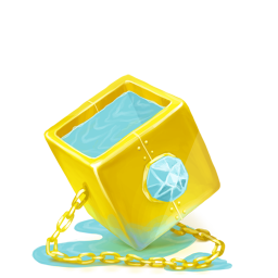 Box 21 Water Diamond icon