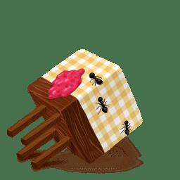 Box 27 Table icon