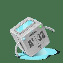 Box 28 Robot icon