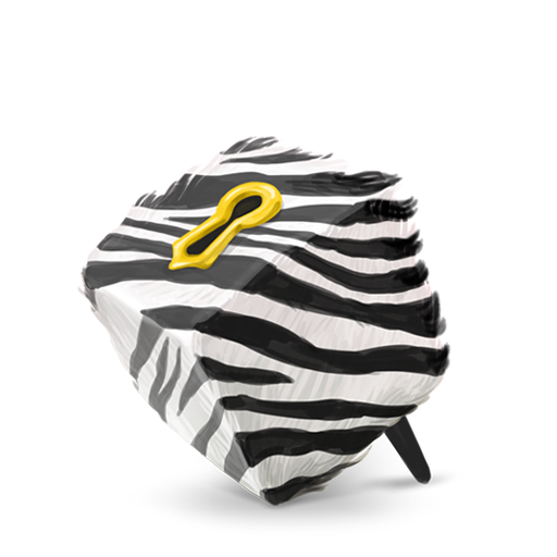 Box 17 Zebra icon