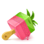 Box-19-Ice-Cream-Strawberry icon