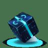 Box-13-Blue icon