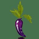 Latex-Carrot icon