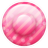 Pink button 2 icon