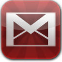 Gmail alt glow icon