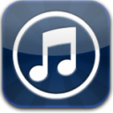 Music3 glow icon