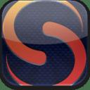Skyfire 3d glow icon
