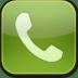 Phone-green-glow icon