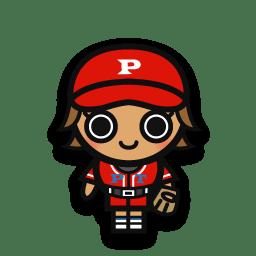 Softball icon
