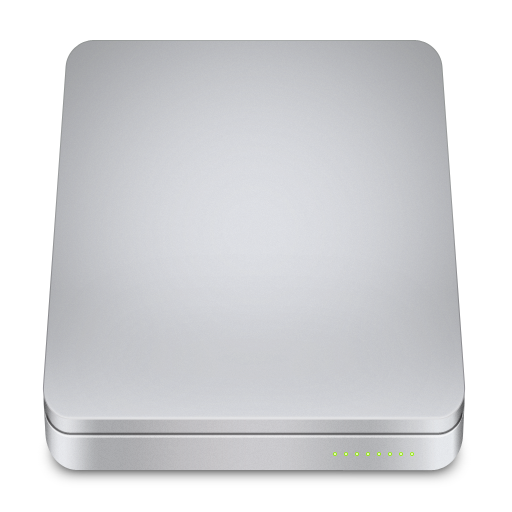 Removable-External icon