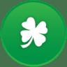 St-patricks-day-clover icon