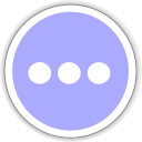 Internet chat icon
