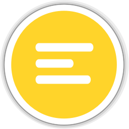 Accessories text editor icon