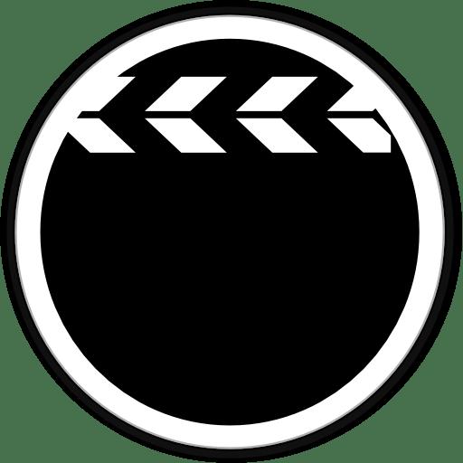 Multimedia video player Icon   Simple Iconset   kxmylo