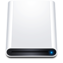Disk HD Removable icon