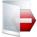 Folder-White-Private icon