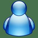 Misc Buddy Blue icon