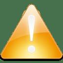 Sign Alert icon