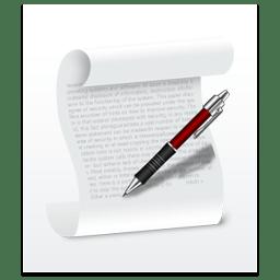 Filetype Document icon