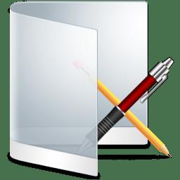 Folder White Apps icon