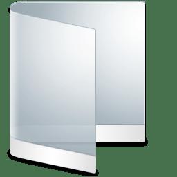 Folder White Folder icon