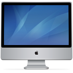 System iMac 8 icon