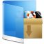 Folder Blue Misc icon