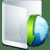 Folder-White-Downloads icon