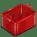 Basket empty icon
